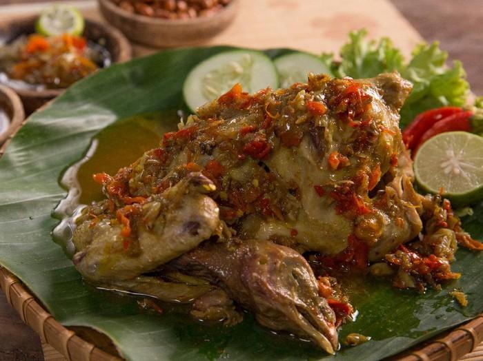 Resep Ayam Betutu Khas Bali