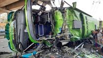Detik-detik Kecelakaan Maut Tewaskan 2 Orang di Tol Cipali