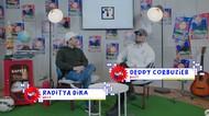 Raditya Dika dan Deddy Corbuzier Bahas Gaji Sebagai YouTuber