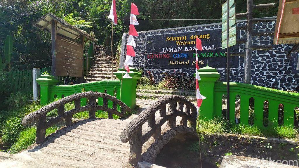 Gunung Gede Ditutup, TNGGP Kembalikan Uang Pendaki yang Batal Muncak