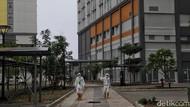 Tower 5 Wisma Atlet Disiapkan Jadi Tempat Isolasi Mandiri Pasien COVID