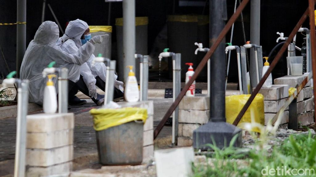 Kasus Corona DKI Jakarta Lebih Tinggi dari 3 Negara Ini