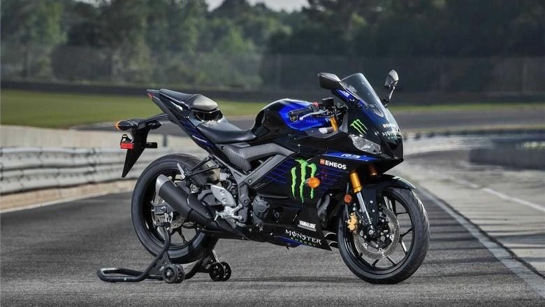 Yamaha R3 versi MotoGP 2020