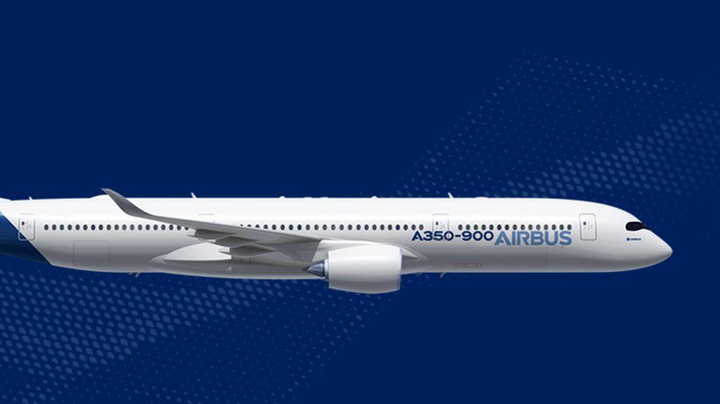 Airbus Ubah Instrumen Kemudi Pesawat A350.... Gara-gara Pilot Sering Tumpahkan Kopi