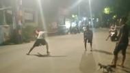 Balap Lari di Jalan Jakarta, Peserta Gunakan Medsos untuk Cari Lawan