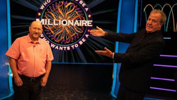 Donald Fear, orang pertama yang berhasil menang Who Wants To Be A Millionaire dalam 14 tahun.