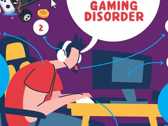 Infografis Gaming Disorder