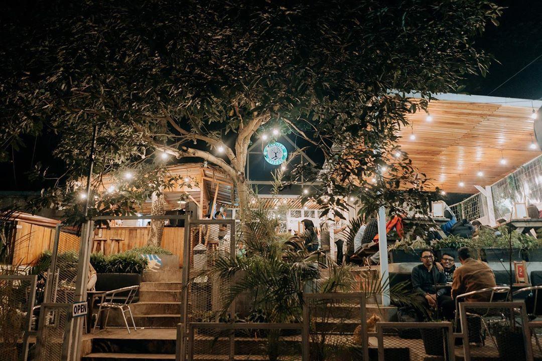 Jakarta PSBB, Hangout Seru Aja di Kafe Baru di Bandung