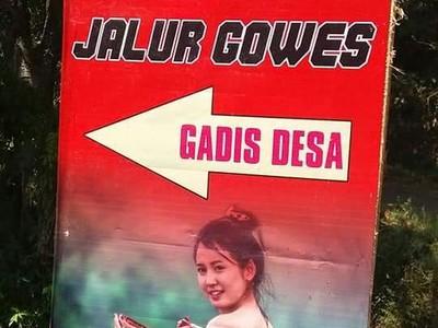 Ibu-ibu Protes Jalur Gowes Gadis Desa, Mengeksploitasi Perempuan