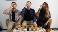 5 Momen Orang Asing Minum Jamu, Coba Kunyit Asam hingga Brotowali