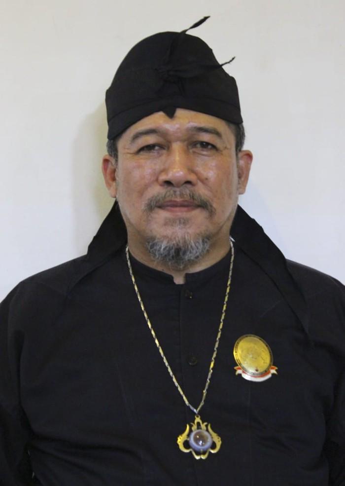 Ketua Majelis Adat Sunda, M Ari Mulia Subagdja. (Dok Pribadi)