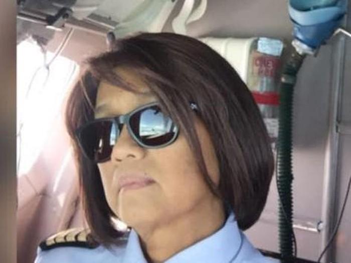 Pilot wanita pertama di Indonesia, Capt Indah Yuliani