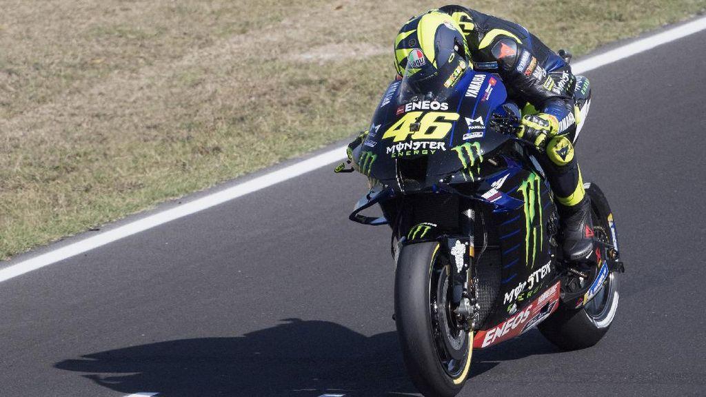 Kata Rossi soal Favorit Juara Dunia di MotoGP 2020