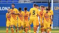 Hasil Uji Coba: Barcelona Kalahkan Gimnastic 3-1