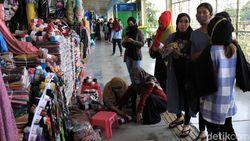 Dengar Curhat Pedagang Tanah Abang Tentang PSBB Jakarta