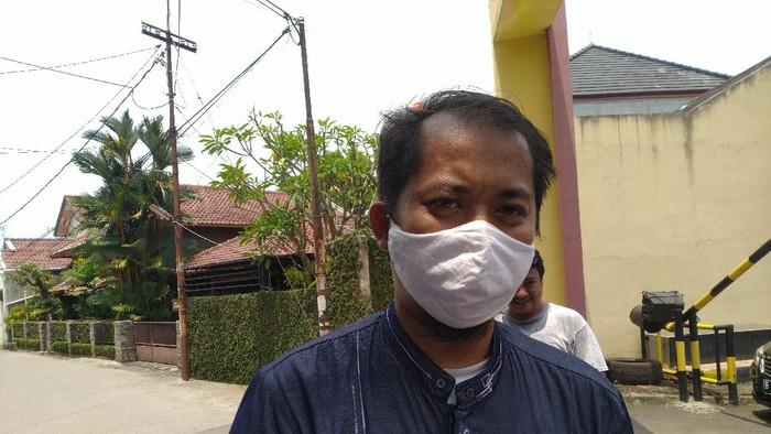 Bendahara RT 6/11 Jati Cempaka, Pondok Gede, Muhammad Nur Prayogi (Sachril-detik)