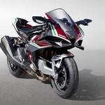 Moge Kembaran Kawasaki Ninja H2 Dijual Cuma 250 Unit, Harga Rp 1,13 Miliar