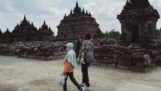 Candi Plaosan dan Sojiwan mulai dikunjungi wisatawan