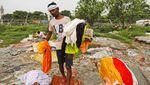 Dhobi Ghat, Tukang Cuci Tradisional India yang Terdampak Pandemi