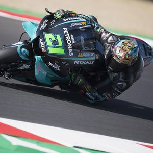 Video Morbidelli Tercepat di Latihan Bebas II MotoGP Catalunya