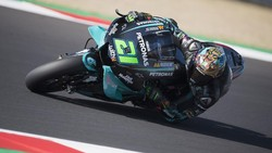 Video Morbidelli Tercepat di Latihan Bebas II MotoGP Catalunya