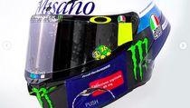 Ini Pil Biru yang Dipakai Rossi di MotoGP Misano
