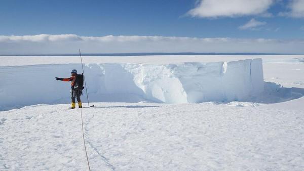 Dunia itu adalah Antartika, satu-satunya benua tanpa COVID-19.