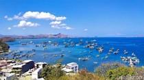 Labuan Bajo Khusus Wisata Premium, Turis Kantong Kempes Minggir Dulu