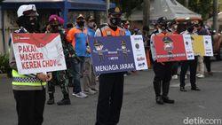 Jakarta PSBB Lagi, Denda Pelanggar Protokol Covid-19 Diintensifkan