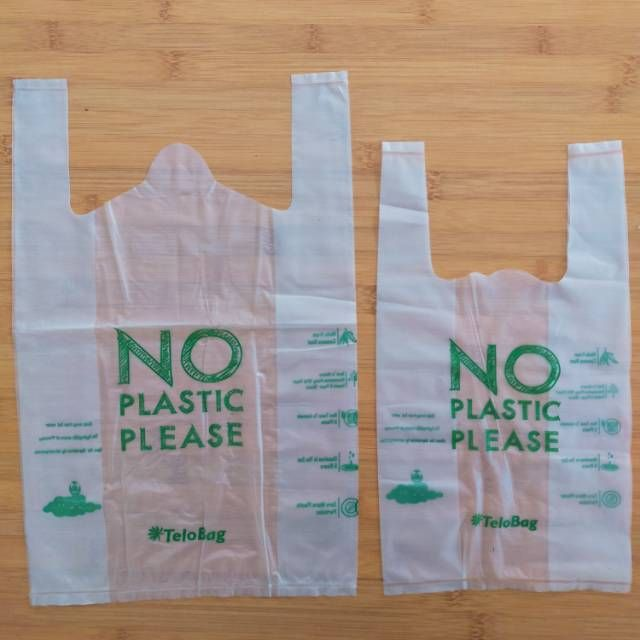 kantung plastik organik