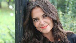 Katie Holmes Cium Mesra Pacar Baru di Tengah Isu Perselingkuhan