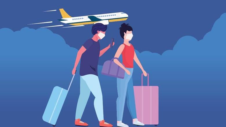 Ketentuan PSBB di Bandara