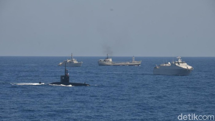Latopslagab Koarmada II TA 2020 Tingkatkan Profesionalitas Prajurit Laut Menjaga Kedaulatan NKRI
