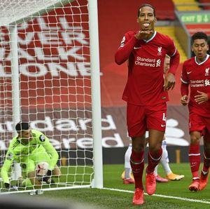 Van Dijk Absen Lama, Bagaimana Peluang Liverpool Pertahankan Gelar?