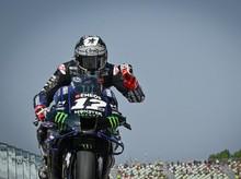 Incar Podium 1 MotoGP Emilia Romagna 2020, Vinales Berencana Ngacir Duluan