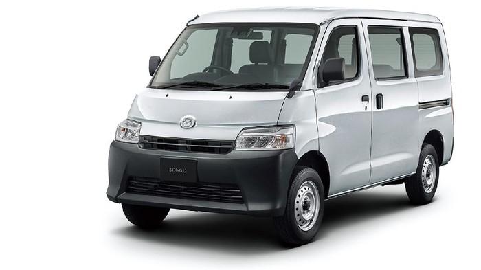 Mazda Bongo, Rebadge Daihatsu Gran Max yang Dijual di Jepang