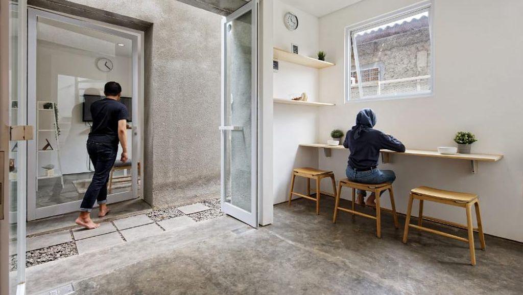 Kala Rumah Kecil di Gang Sempit Cipulir Tarik Perhatian Dunia