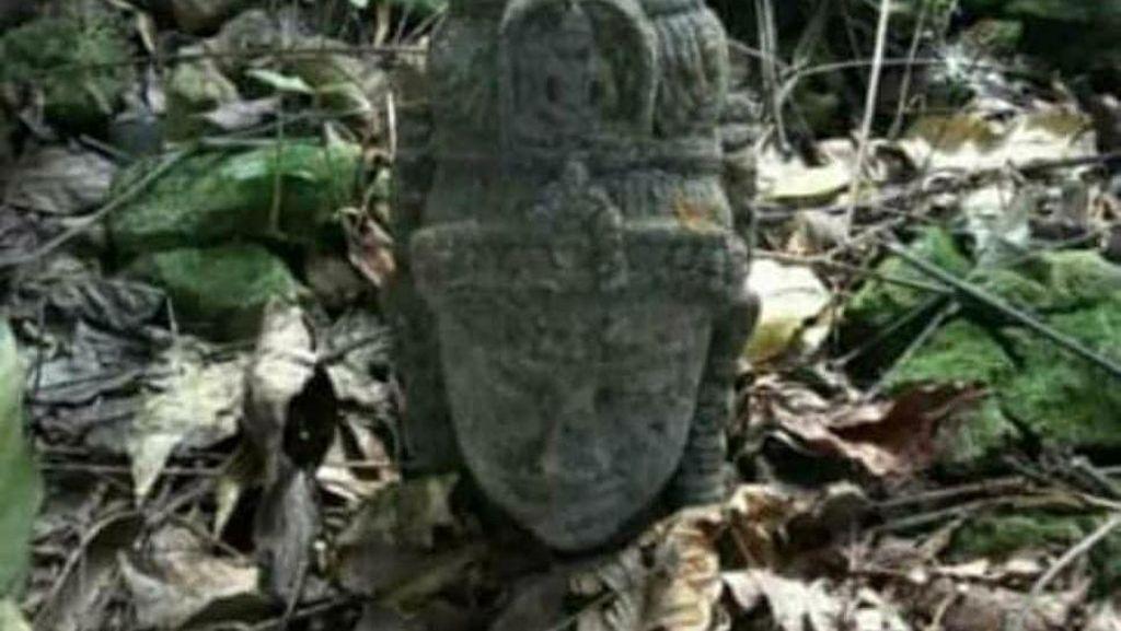 Warga Pandeglang Temukan Kepala Arca, BPCB Banten Akan Lakukan Pengecekan