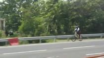 Bagaimana Perkembangan Usulan Anies soal Sepeda Masuk Tol?