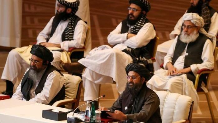 Taliban dan Afghanistan mulai bahas upaya perdamaian (AFP Photo)