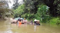 1.118 Rumah di Kotim Kalteng Kebanjiran, Status Tanggap Darurat Ditetapkan