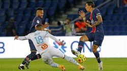 Buntut Ribut-ribut di Laga PSG vs Marseille, Di Maria Diskors 4 Laga