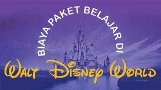 Catat Biaya Paket Belajar di Walt Disney World