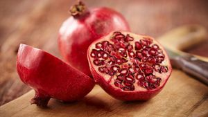 Sayuran, Buah dan Herba Alami yang Bisa Jaga Kesehatan Paru-paru