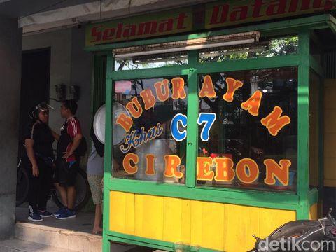 Bubur Ayam C7 Cirebon