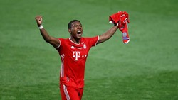 Karena Alaba Sudah Terlalu Nyaman di Bayern