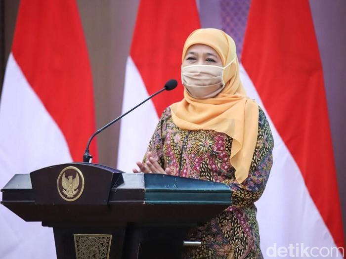 Angka kesembuhan pasien COVID-19 di Jawa Timur terus meningkat. Hingga Minggu (13/9), ada 30.540 pasien yang sudah dinyatakan sembuh, atau mencapai 80,18 persen.