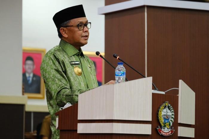 Gubernur Sulsel Nurdin Abdullah