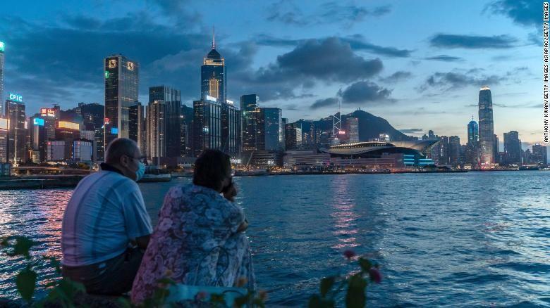 Hong Kong dan Irlandia