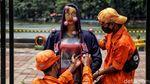 Jakarta Perketat PSBB, Razia Masker Digelar di Jakut